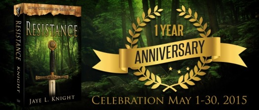 Resistance Anniversary Banner