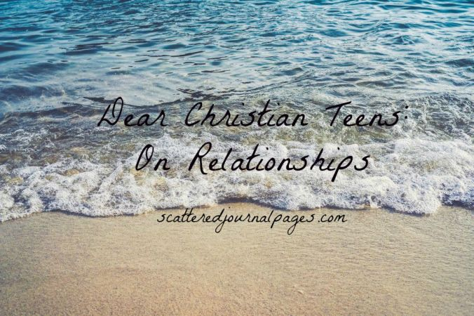 Dear Christian Teens 1