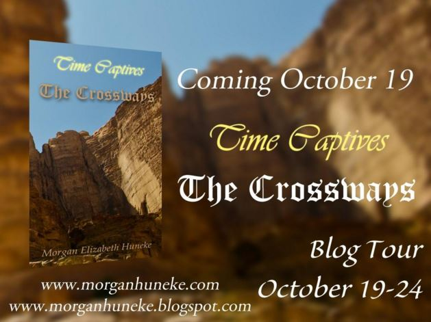 The Crossways Blog Tour Header