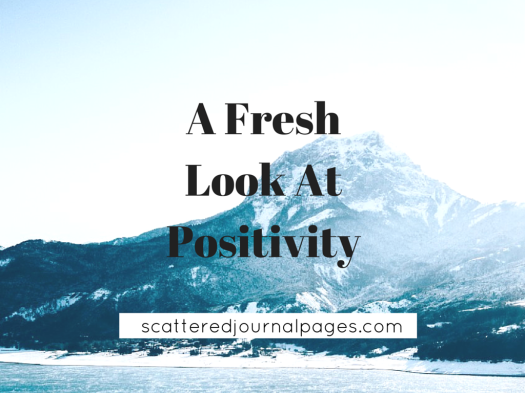 A Fresh Look at Positivity