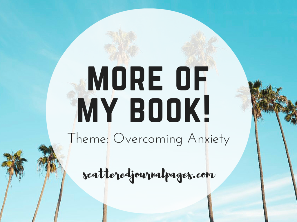 More of My Book! (Theme_ Overcoming Anxiety)
