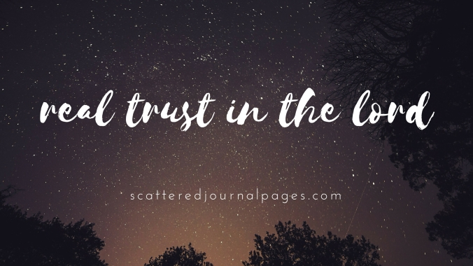 real trust in the lord-2