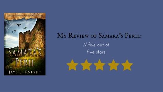 Samara's Peril Book Release!-2
