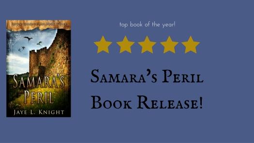 Samara's Peril Book Release!