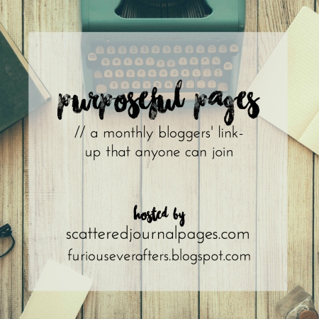 Purposeful Pages Meme