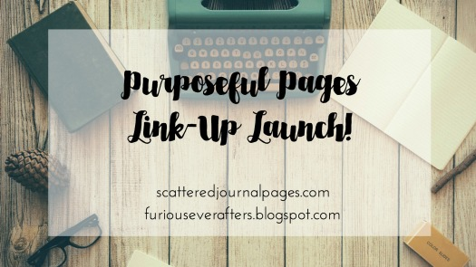 Purposeful Pages Link-Up Launch